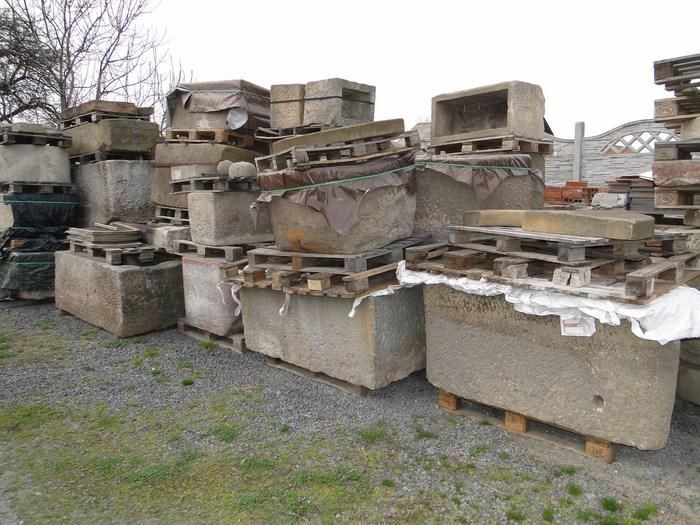 gro er brunnenstein tr nke sandstein original aus dem jahre 1800 1850 ebay. Black Bedroom Furniture Sets. Home Design Ideas