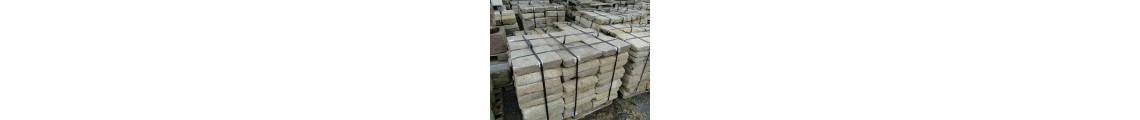 Historische Sandsteinplatten