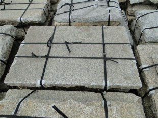 Historische Gredplatten, Granitplatten, Bodenplatten, Naturstein, antiker Granit